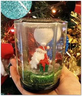 带你diy一个圣诞水晶球 课程记录 第1张